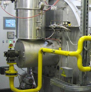 DPL Palniki Dwupaliwowe palniki boczne o niskiej emisji Nox