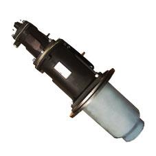 DPL Palniki wszybko wypływowe z komorą spalania SiC i podwójnym doprowadzeniem powietrza
