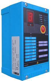 DPL Urządzenia elektroniczne Mikroprocesorowy automat palnikowy