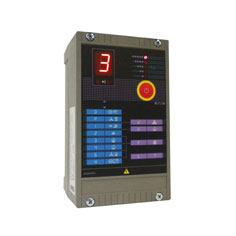 DPL Urządzenia elektroniczne Mikroprocesorowy automat palnikowy do pracy ciągłej