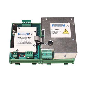 DPL Urządzenia elektroniczne Szeregowy interfejs komunikacyjny dla ESA ESTRO