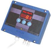 DPL Urządzenia elektroniczne Przetwornik przepływu i ciśnienia